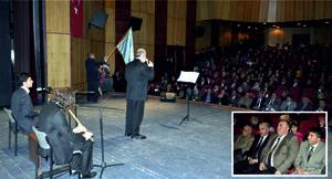 Kayseri'de Ülkücüler Mekke'nin Fethini Kutladı