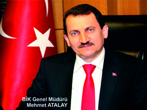 Başarılı Genel Müdür Mehmet Atalay'da aday