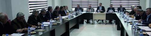 Şubat Ayı Belediye Meclis Toplantısı