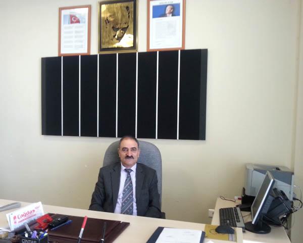 Yeni PTT Müdürü Görevine Başladı…
