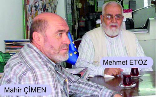 Değerli Büyüğümüz Tasavvuf Yolcusu Mehmet Etöz Hakk'a Yürüdü…