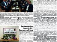 Çağdaş Develi Gazetesi, 08 Kasım 2019, Sayfa 3