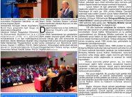 Çağdaş Develi Gazetesi, 22 Kasım 2019, Sayfa 3