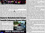 Çağdaş Develi Gazetesi, 29 Kasım 2019, Sayfa 3