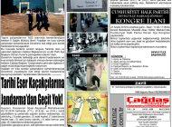 Çağdaş Develi Gazetesi, 06 Aralık 2019, Sayfa 5