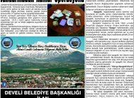 Çağdaş Develi Gazetesi, 03 Ocak 2020, Sayfa 3