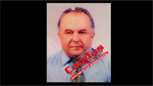Hemşehrimiz Dr. Salih Can (68) Vefat Etti…