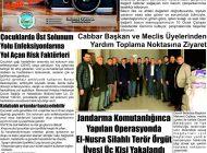 Çağdaş Develi Gazetesi, 10 Ocak 2020, Sayfa 8