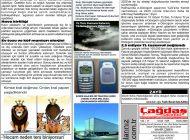 Çağdaş Develi Gazetesi, 10 Ocak 2020, Sayfa 5