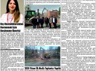 Çağdaş Develi Gazetesi, 10 Ocak 2020, Sayfa 3