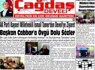 Çağdaş Develi Gazetesi, 17 Ocak 2020, Sayfa 1
