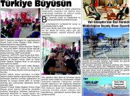 Çağdaş Develi Gazetesi, 24 Ocak 2020, Sayfa 4