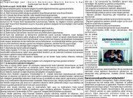 Çağdaş Develi Gazetesi, 31 Ocak 2020, Sayfa 4