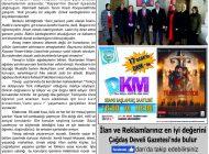 Çağdaş Develi Gazetesi, 31 Ocak 2020, Sayfa 2