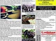 Çağdaş Develi Gazetesi, 07 Şubat 2020, Sayfa 5