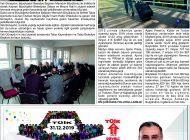 Çağdaş Develi Gazetesi, 07 Şubat 2020, Sayfa 4
