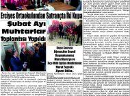 Çağdaş Develi Gazetesi, 21 Şubat 2020, Sayfa 3
