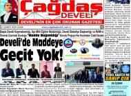 Çağdaş Develi Gazetesi, 21 Şubat 2020, Sayfa 1