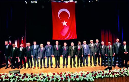 Kaymakamımız Murat Duru Kayseri'de Konferansa Katıldı