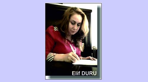 Elif Duru'nun Kaleminden Muhteşem Bir Yazı…