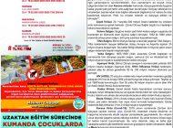 Çağdaş Develi Gazetesi, 03 Nisan 2020, Sayfa 3