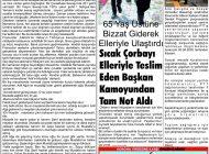 Çağdaş Develi Gazetesi, 03 Nisan 2020, Sayfa 2