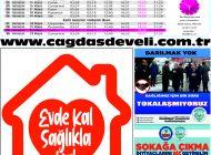 Çağdaş Develi Gazetesi, 22 Mayıs 2020, Sayfa 4
