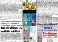 Çağdaş Develi Gazetesi, 29 Mayıs 2020, Sayfa 5