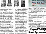 Çağdaş Develi Gazetesi, 29 Mayıs 2020, Sayfa 2