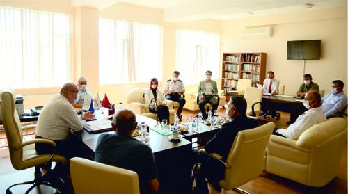 YKS Öncesi ÖSYM Koordinasyon Toplantısı Yapıldı