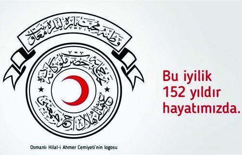 Türk Kızılay 152 Yaşında