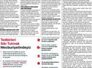 Çağdaş Develi Gazetesi, 19 Haziran 2020, Sayfa 8