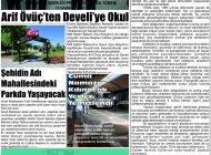 Çağdaş Develi Gazetesi, 19 Haziran 2020, Sayfa 3