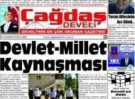 Çağdaş Develi Gazetesi, 19 Haziran 2020, Sayfa 1