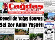 Çağdaş Develi Gazetesi, 26 Haziran 2020, Sayfa 1