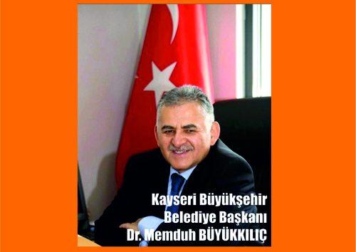 Başkan Büyükkılıç Kayseri'den Cevap Verdi