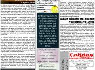 Çağdaş Develi Gazetesi, 17 Temmuz 2020, Sayfa 5