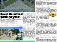 Çağdaş Develi Gazetesi, 17 Temmuz 2020, Sayfa 3