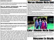 Çağdaş Develi Gazetesi, 17 Temmuz 2020, Sayfa 2