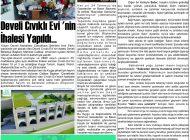 Çağdaş Develi Gazetesi, 24 Temmuz 2020, Sayfa 3