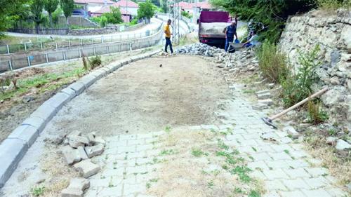 Mahallelerde Hummalı Çalışmalar