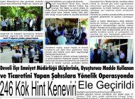 Çağdaş Develi Gazetesi, 07 Ağustos 2020, Sayfa 2