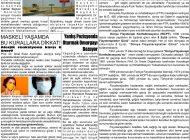 Çağdaş Develi Gazetesi, 04 Eylül 2020, Sayfa 3