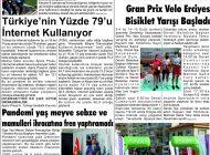 Çağdaş Develi Gazetesi, 04 Eylül 2020, Sayfa 2
