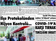 Çağdaş Develi Gazetesi, 11 Eylül 2020, Sayfa 8