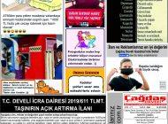 Çağdaş Develi Gazetesi, 11 Eylül 2020, Sayfa 5