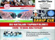 Çağdaş Develi Gazetesi, 25 Eylül 2020, Sayfa 8