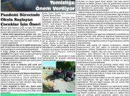 Çağdaş Develi Gazetesi, 25 Eylül 2020, Sayfa 3