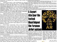 Çağdaş Develi Gazetesi, 23 Ekim 2020, Sayfa 2