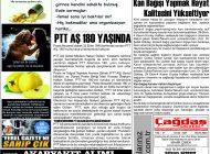 Çağdaş Develi Gazetesi, 30 Ekim 2020, Sayfa 5